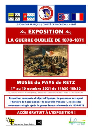 Exposition : La Guerre oubliée de 1870-1871